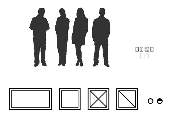 Scaled Symbols