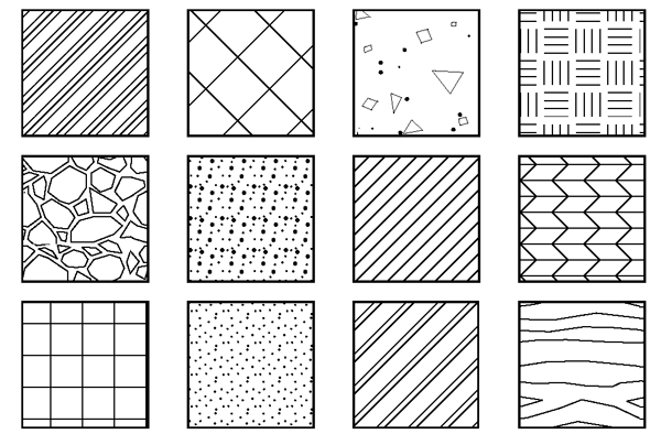 Custom Architectural Hatch Patterns